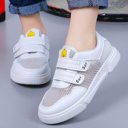 $enCountryForm.capitalKeyWord NZ - Pop2019 Small Shoe Children Yellow Duck Male Girl Non-slip Wear-resisting Ventilation Flat Bottom Sneakers