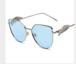 Chains For Mirrors Australia - Fashion Ladies New Flat Mirror Hanging Chain Sunglasses for Men