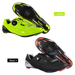 Fiber Loop Australia - Ultralight Carbon Fiber Cycling Shoes Breathable Road Bike Self-Locking Bicycle Shoes Athletic Triathlon Racing Sneakers