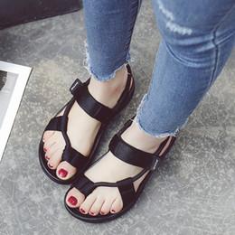 $enCountryForm.capitalKeyWord Australia - Womens Sandals Summer Vietnam Imported Rubber Sports Leisure Couple Beach Shoes Pintoed Flatsoled Womens Shoes Roman