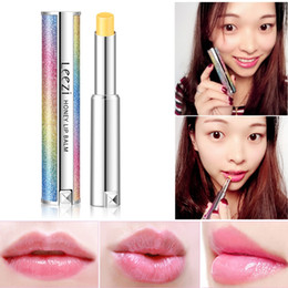 $enCountryForm.capitalKeyWord NZ - Temperature Change Color Lipstick Moisturizer Long-lasting Lipstick Makeup Non-stick Cup Colorful Lip Pink Transparent