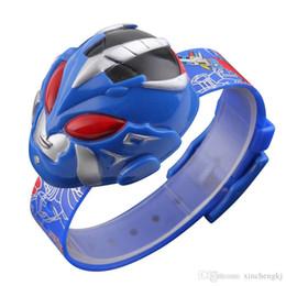 Silicone Toys Australia - SKMEI 1239 Children Watch Digital Wristwatches Cartoon Superman Toy Shape Dial Sports Watches For Kids Relogio Relojes