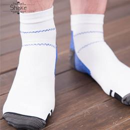 $enCountryForm.capitalKeyWord NZ - Shake Mens Plantar Fasciitis Elastic Compression Low Cut Short Ankle Socks Arch meias masculino women Sports Running socks