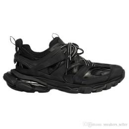 Sapatilhas Tess S Sapatilhas Gomma Trek Baixo Desenhadoras Homens Mulheres Sneakers Triplo S Clunky Sports Sapatos Casuais Com Saco De Poeira em Promoção