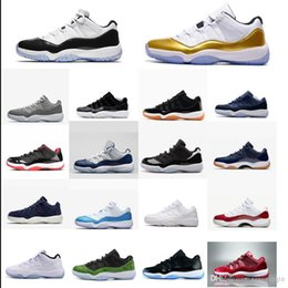 1bf5f7e806912d Retro 11s Low Bred UK - Retro men 11s lows basketball shoes for sale j11  Easter
