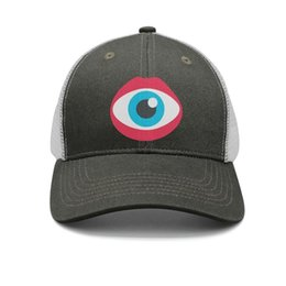 $enCountryForm.capitalKeyWord Australia - Katy Perry Witness Eye Logo army-green for men and women trucker cap ball styles custom design your own hats