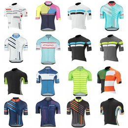 Wholesale CAPO men summer bike wear Cycling Short Sleeves jersey Quick Dry Breathable Top brand Clothes free delivery