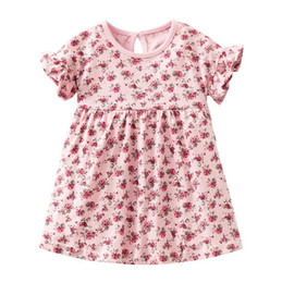 China Kids Girls Dresses Australia - 2019 New Arrivals dresses for girls 2-7years Party costumes for kids girl clothes dresses baby clothing Made In China Mixed Sizes Wholesale