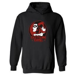 $enCountryForm.capitalKeyWord NZ - Casual lover's Trend Hoodies cotton material Sweatshirts Comic Suicide Squad Clown Printing Leniency Pullover Keep warm Outdoor sportswear