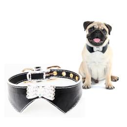 90b0a49c25fe 1 Filtro Accesorios para perros pequeños en venta-Collar para mascotas Moda  Linda Decoración del Bowknot Collar