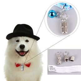 $enCountryForm.capitalKeyWord Australia - SUPREPET 1PC Silver Pet Identification Tag Dog Cat Alloy Collar Pendant Anti-Lost Address Phone Id Card Pet Identity Supplies