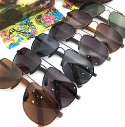 b0b54e21ef7 Brand design maui jim sunglasses mj327 rimless 327 Uv protection luxury men  women driving outdoor polarized sunglasses with mj case