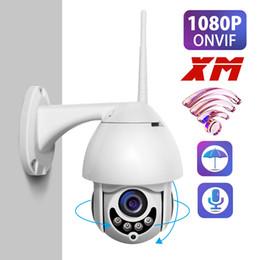 $enCountryForm.capitalKeyWord Australia - HD 1080P Wifi PTZ IP Camera Outdoor Onvif 2MP Wireless SecuriSpeed Dome Camera IR 30M CCTV Surveillance Cameras P2P APP XMEye