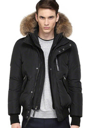 2018 Top da uomo HARVEY-F4 Bomber Down Parka Black Navy oliva Winter Coat Arcticparka Jacket Vendita Online Store