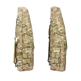Fish Hand Bags Australia - 100cm-120cm Multifunction Case Fishing Gear Hand Bag Outdoor Hunting Angling Airsoft Paintball Shooting Tactical Pouch Bags #751940