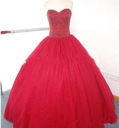 $enCountryForm.capitalKeyWord Australia - Luxury Quinceanera Dresses 2019 Elegant Ball Gown Beaded Sweet 16 Dresses Plus Size Formal Prom Party Gown Vestidos De 15 Anos QC1323
