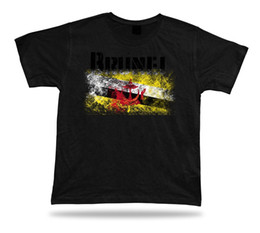 $enCountryForm.capitalKeyWord UK - Brunei flag Tshirt T-shirt Tee top city map royalty God's guidance best SOUVENIR Funny 100% Cotton T Shirt fear cosplay liverpoott tshirt