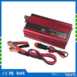 Dc power supply inverter online shopping - car home W Inverter DC V to AC V V Power Inverter Charger Converter Transformer Vehicle Power Supply Switch