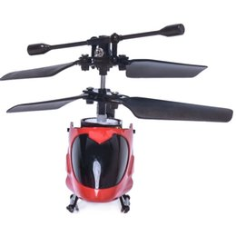 flashing helicopter toy Australia - QS5010 3.5CH Micro Infrared RC Drone Aircraft with Gyroscope Remote Control Toys Mini QS RC Helicopter -Pointed head