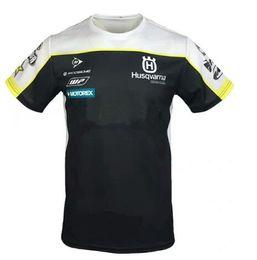Discount team sky pink jersey - Motocross Dirt Bike Cycling Gotland MX Jersey shirt team NEW Motocross for Husqvarna Husky Racing T Shirt MTB Breathable