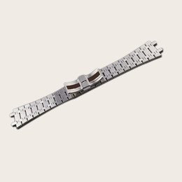 Factory direct parts online shopping - Applicable to AAPP Royal Oak Series Solid Stainless Steel Metal Strap Abby Offshore Factory Direct Batch Stainless steel watches solidgospel