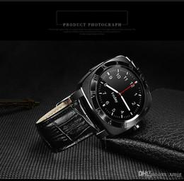 $enCountryForm.capitalKeyWord Australia - X3 Smart Watch Bracelet Pedometer Fitness Clock Camera SIM Card Mp3 Player man watch for IOS Android Watchphone