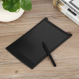 "tablet stylus for drawing Australia - Black 8.5"" LCD Tablet Writting Drawing Pad Memo Message Board Notepad Stylus for eWriter"