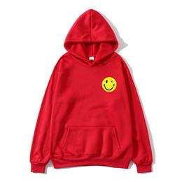 yellow smiley hoodie 2020 - 2020 new Sweatshirt House Justin Smiley-Face Clothing Hoodie, Hooded Sweatshirt for Justin Bieb
