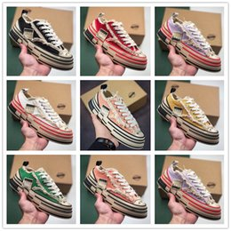 Spring Fall Canvas Shoes Australia - 2019 men's and women's low-top casual matching color canvas shoes men's trend versatile sports board shoes cork beggar shoes sneakers n20