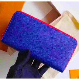 $enCountryForm.capitalKeyWord NZ - ZIPPY wallet women Genuine Leather purses and wallets famous brand floral print handbags card holder high quality real leather Billetera new