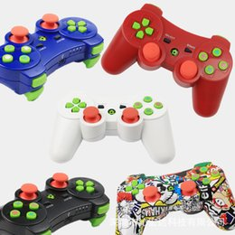 Computer Wireless Controller NZ - wireless gamepad PC game controller 2.4Ghz joystick with PC mode and double vibration for computer Windows XP  7  8  10