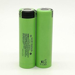 Discount battery lithium sony - 500pcs 100% High Quality NCR 18650 Battery 3400mAh IMR 3.7V LG SONY Samsung Rechargable Lithium Batteries Cell