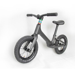 bike complete NZ - 2020 Pedal-less Bike carbon Kids Bicycle For 2~6 Years Old Children complete bike for kids carbon bicycle 2.3kg