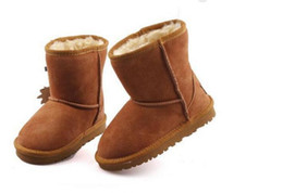 $enCountryForm.capitalKeyWord UK - Low price New Real Australia High-quality Kids Boys girls children baby warm snow boots Teenage Students Snow Winter boots 5281