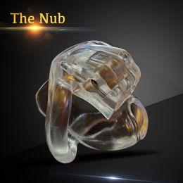 Toptan satış 4 Yüzük Yeni Gelenler HT V3 Erkek Iffet Cihazı Nub