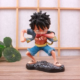 one piece new figures Australia - One Piece Monkey Transform Luffy Anime Action Figure PVC Figures Collection Model Toys Gift for Children's Day