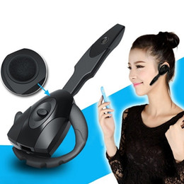 cheap bluetooth headphone NZ - Cheap Gaming Wireless Earphone Bluetooth Headset Rechargeable Handsfree Headphone Long Standby Earphone for PS3 Android Smartphone