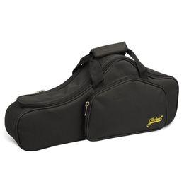 e saxophone 2019 - High Quality Back Shoulder E-flat Alto Saxophone Bag Case Soft Backpack Thicken Luggage Portable backpack cheap e saxoph