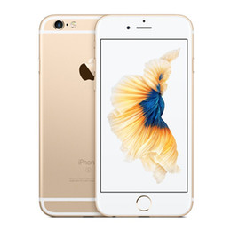 camera 12mp Australia - Refurbished Original Apple iPhone 6S Unlocked Cell Phone With Touch ID Dual Core 16GB 64GB 4.7 Inch 12MP Camera Phone