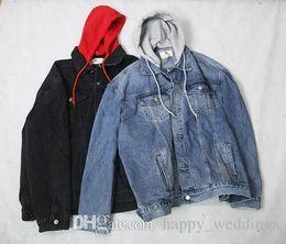 $enCountryForm.capitalKeyWord Australia - Black Blue In Stock New Denim Jacket Denim Coats Fashion Brand Men Clothing Autumn Winter Style Have Real Pics Show