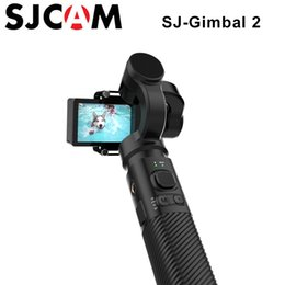 $enCountryForm.capitalKeyWord Australia - Sports Camcorder Cases CAM Handheld GIMBAL 2 3 Axis Stabilizer Bluetooth Control -Gimbal 2 For SJ6 SJ7 SJ8 Pro Plus Air Action Camera