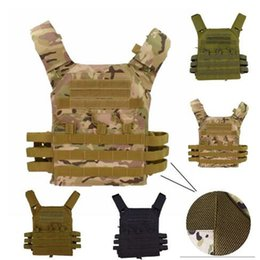 $enCountryForm.capitalKeyWord Australia - New 600D Hunting Lightweight Tactical Vest Molle Plate Carrier Magazine Paintball CS Outdoor Protective Vest