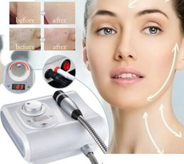 needle hammer Canada - Hot Sale Portable 2 in 1 Cryo Needle Free Electroporation Mesotherapy Hot Cold Hammer Skin cool Facial Anti Aging Skin Care Beauty Machine