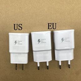 $enCountryForm.capitalKeyWord Australia - oem quality 9V 1.67A or 5V 2A EU US Micro USB Adaptive Fast Charging Charger For Samsung Galaxy S7 S7Edge S6 Edge