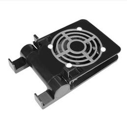 Usb Fan For Tablet Australia - Portable USB Cooling Pad Stand Holder Bracket Notebook Laptop Cooler Dock Fan Radiator 2 in 1 Cooler Pad For Tablet Laptop