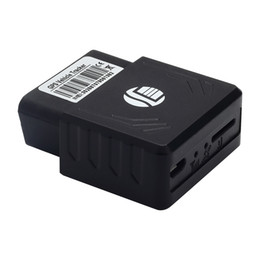Chinese  Best Quality Vehicle OBD2 GPS GPRS GSM vehicle obd GPS Tracker free installation Real-time tracking car manufacturers