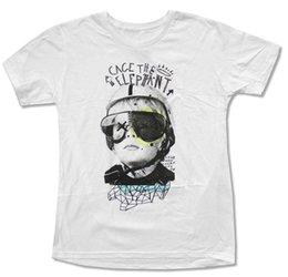 Toptan satış Yaz Tarzı Erkekler 'S Kafes Fil O-Boyun Kısa Kollu Kısa T Shirt