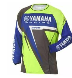 $enCountryForm.capitalKeyWord Australia - Wholesale for yamaha Motocross Jersey Downhil Mountain Bike DH Shirt MX Motorcycle MOTOCROSS DIRT OFFROAD jersey Quick Dry