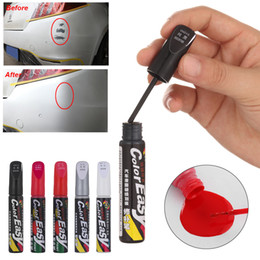car clear coating NZ - Hot Colors Auto Car Coat Clear Paint Pen Brush Touch Up Scratch Clear Repair Applicator Maintenance Waterproof Remover Tool