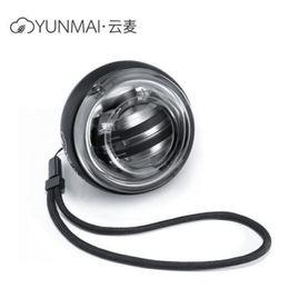 Xiaomiyoupin YunMai Powerball Formación carpiano de la muñeca Aparato Trainer LED Gyroball esencial Spinner antiestrés juguete aptitud muñecas eléctricas en venta